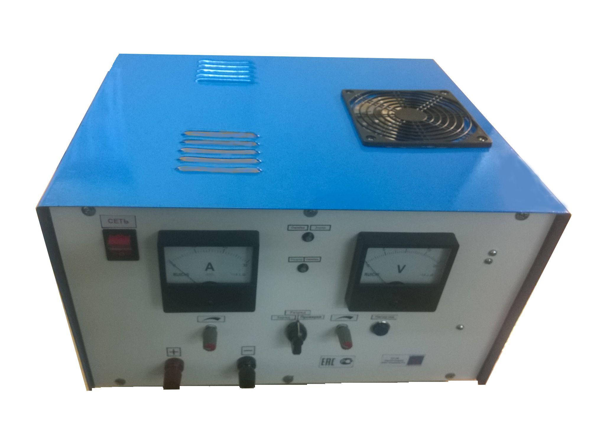 Зарядно разрядное устройство для автомобильного аккумулятора